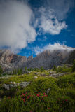 Pale di San Martino, Dolomiti Royalty Free Stock Photos