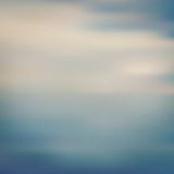 Pale dust sea blurred background Royalty Free Stock Photos