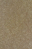 Pale gold glitter texture background Royalty Free Stock Images