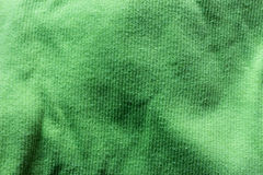 Pale green fabric. The pale green fabric Stock Photo