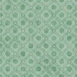 Pale Green Wheel von Dharma Symbol Tile Pattern Repeat-Hintergrund Lizenzfreie Stockfotografie