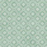 Pale Green and White Maltese Cross Symbol Tile Pattern Repeat Ba Stock Photos
