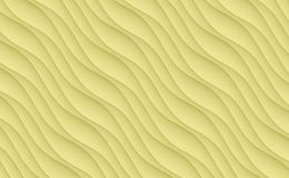 Pale light yellow diagonal curves lines abstract background design royalty free stock images