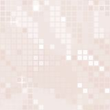 Pale pink background of small squares Royalty Free Stock Photo