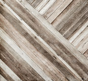 Pale plank wood texture background,Diagonal alignment wall Royalty Free Stock Image