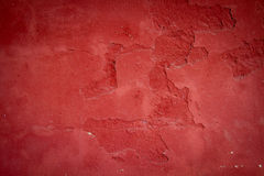 Pale red concrete wall Texture Stock Images