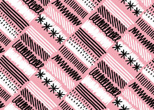 Pale rose color pattern Royalty Free Stock Image