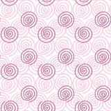 Pale rose color seamless pattern Stock Photos