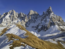 Pale  San Martino, Trentino, Dolomites, Italy Royalty Free Stock Images