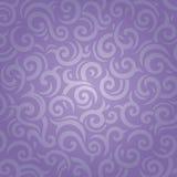 Pale wedding lavender violet luxury vintage design pattern Royalty Free Stock Photos