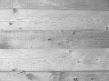 Pale white wooden rustic wall background. Bright bleached plank wooden texture stock photo