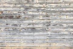 Pale Wood Boards superficiel par les agents image stock