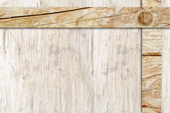 Pale wooden background Royalty Free Stock Image