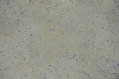 Pale yellow grey concrete slab from above Royalty Free Stock Photos