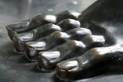 palec Zdjęcia Stock