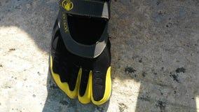 Palec u nogi buty ciało rękawiczką Zdjęcie Stock