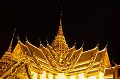 Paleis in Bangkok Stock Foto's