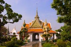 Paleis in Bangkok royalty-vrije stock foto