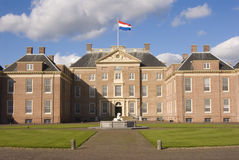 Paleis Het Loo (Royal Palace) Stock Photography
