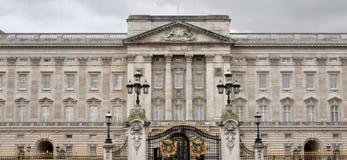 Paleis Londen - Buckingham Stock Foto's