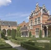 Paleis in Mechelen, België Stock Fotografie
