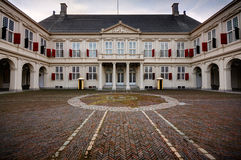 Paleis Noordeinde, Den Haag Royalty-vrije Stock Afbeelding