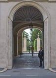 Paleis Rome - Quirinal Royalty-vrije Stock Fotografie