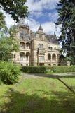Paleis Schloss Hummelshain Royalty-vrije Stock Fotografie