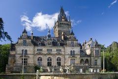Paleis Schloss Hummelshain Royalty-vrije Stock Foto