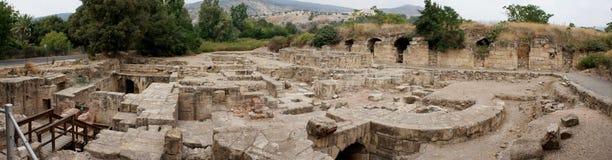 Paleis van Agrippa II stock foto's