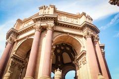 Paleis van Beeldende kunsten Royalty-vrije Stock Foto