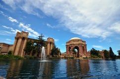 Paleis van beeldende kunsten San Francisco Stock Foto's