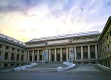 Paleis van Cultuur in Ploiesti, Roemenië royalty-vrije stock foto