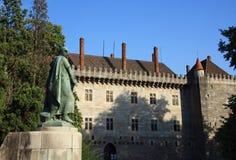 Paleis van de Hertogen van Braganca Royalty-vrije Stock Foto's