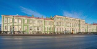 Paleis van de keizer Petrus II Romanus Royalty-vrije Stock Fotografie