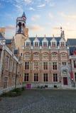 Paleis van Gruuthuse, Brugge Royalty-vrije Stock Fotografie