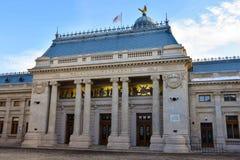 Paleis van het Patriarchaat Palatul Patriarhiei Royalty-vrije Stock Foto's