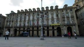 Paleis van het Piemonte-Gebied in 4k stock footage