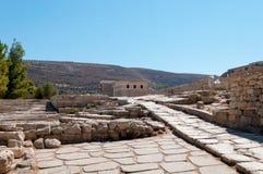 Paleis van Knossos Royalty-vrije Stock Fotografie