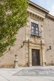 Paleis van Los Cordova, Granada, Spanje royalty-vrije stock foto's