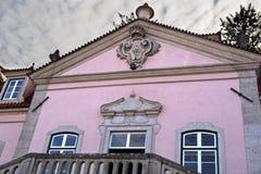 Paleis van Oeiras Royalty-vrije Stock Afbeelding