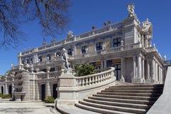 Paleis van Queluz - Lissabon - Portugal Stock Foto