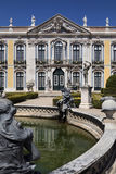 Paleis van Queluz - Lissabon - Portugal Stock Foto's