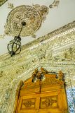 Paleis 24 van Teheran Golestan royalty-vrije stock afbeeldingen