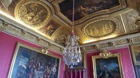 Paleis van Versailles Stock Afbeeldingen