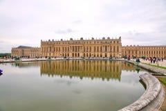 Paleis van Versailles Royalty-vrije Stock Afbeeldingen