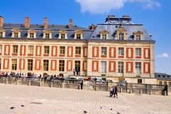 Paleis van Versailles, Frankrijk Royalty-vrije Stock Afbeelding
