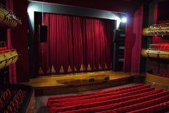 Paleis van Vrede en Verzoening - Opera royalty-vrije stock afbeelding