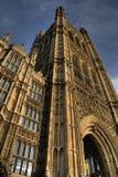 Paleis van Westminster Royalty-vrije Stock Foto