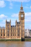 Paleis van Westminster Royalty-vrije Stock Afbeelding